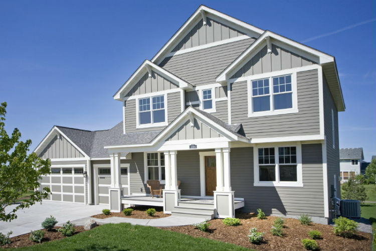 Add Curb Appeal Show off Your James Hardie Siding